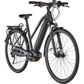 Ortler Bozen Performance Powertube - Vélo de trekking électrique - Trapez noir